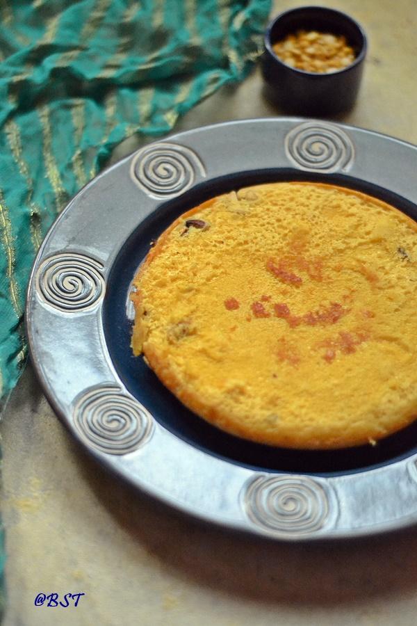 Kadala Parippu Pola | Kadalakka Pola ~ Malabar Chickpea Lentil Egg Cake
