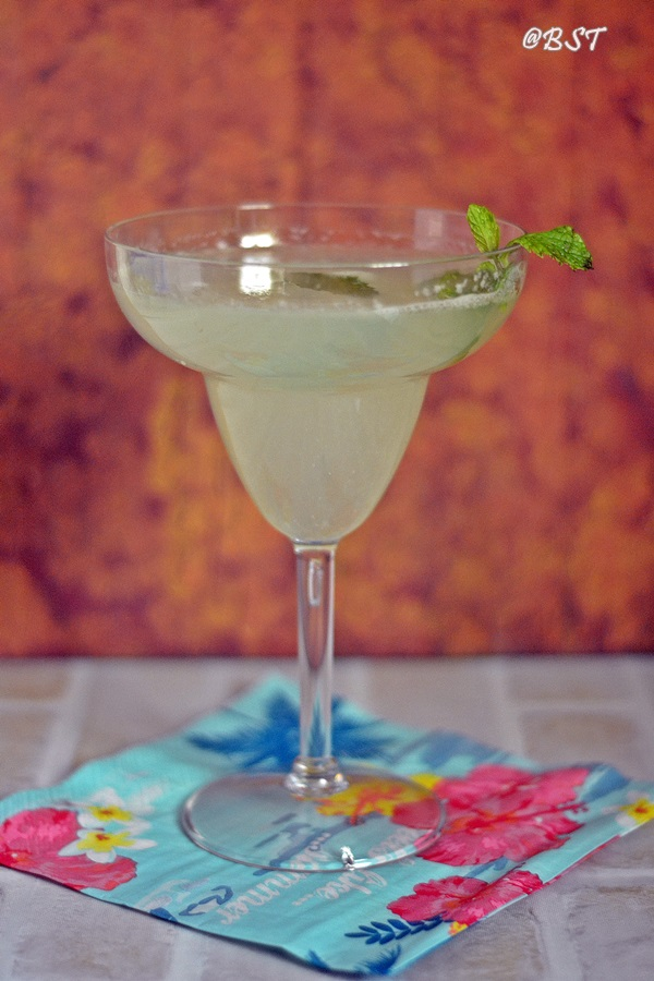 Flavored Lemonade | Orange Blossom and Rose Water Lemonade