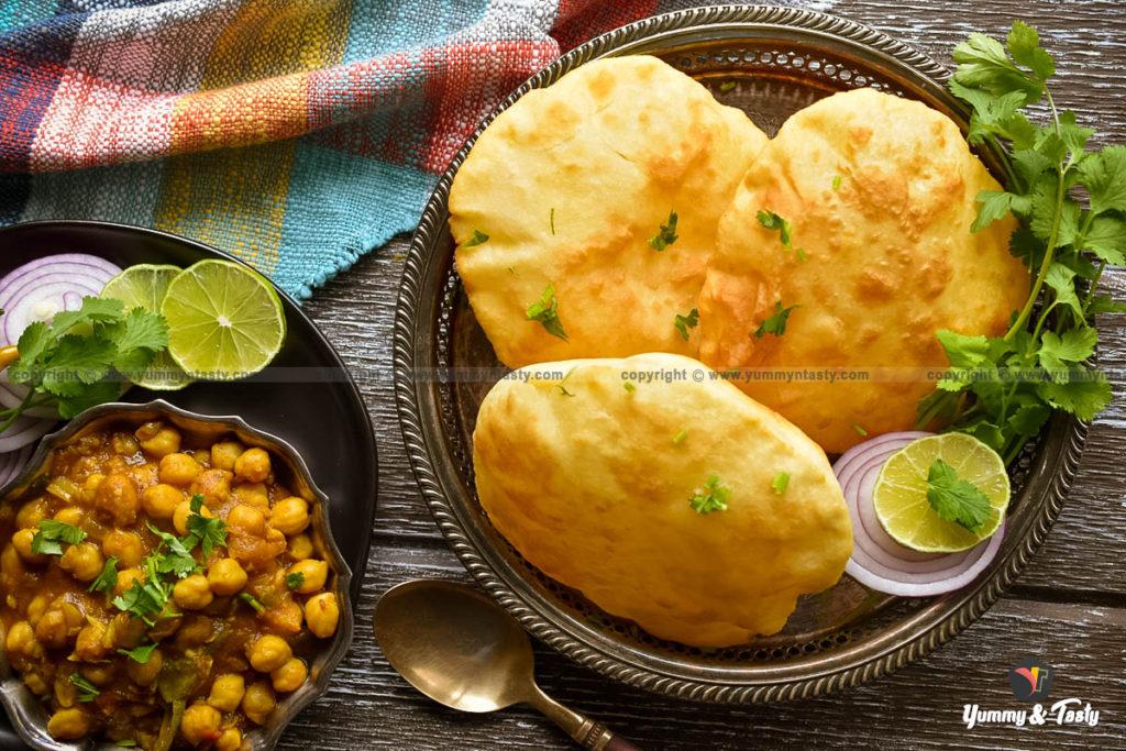 Perfect Bhatura Recipe, Bhature Recipe