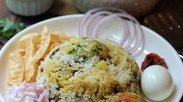 Chicken Biriyani – Trivandrum Style