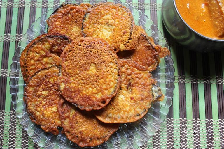 Brinjal Tawa Fry Recipe / Baingan Fry Recipe