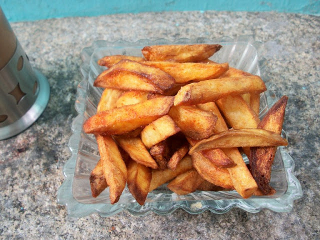 The Perfect French Fries – Kids Special Recipes under 30 mins